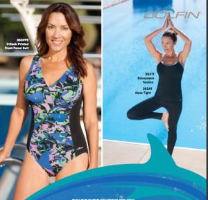 DolphinSwimWearTearSheet